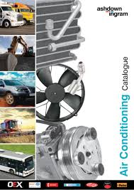 ashdown ingram air conditioning catalog 2013