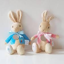 personalised peter rabbit flopsy cherished