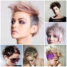 short haircuts for women in 2017 2017 trendy short spiky hairstyles for women new haircuts to try