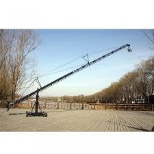 movofilms 12m giant crane jib motorized head camera dolly