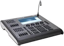 dmx light board controller elation hedge hog 4 ii dmx lighting console pssl