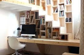 bureau en coin bureau sous escalier coin lolabanet com