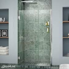 39 Shower Door Dreamline Shdr 20387210s Unidoor 72 High X 39 Wide Hinged