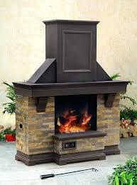 build your own outdoor fireplace kit kits for you
