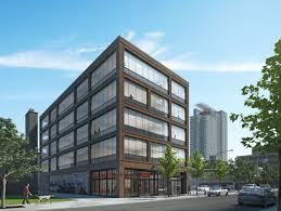 Metal Office Buildings Floor Plans by Retail Office And 314 Apartments Slated To Replace Bridgford