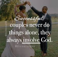 wedding quotes god quotes god is always involved marriage blacklove
