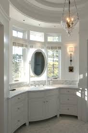 Bathroom Vanity Mirrors by Design Decisions Bathroom Mirrors In Front Of A Window
