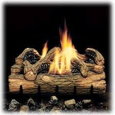 Vent Free Lp Gas Fireplace by Vent Free Logs U003e Monessen Charred Hickory Vent Free Gas Logs