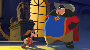 mickey donald goofy musketeers 6 pete gonna kidnap
