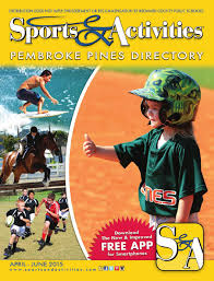 sports and activities pembroke pines directory by sports