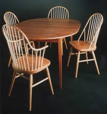 Windsor Dining Room Chairs Bowback Windsor Dining Chairs Handmade Furniture