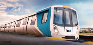Dublin Pleasanton Bart Map by Fleet Of The Future Train Car Model Finishes 10 Stop Tour Bart Gov