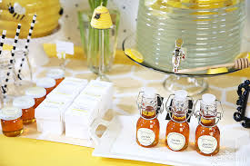 to bee baby shower how to create a cheerful sweet as can bee baby shower kate aspen