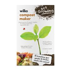 wilko compost maker 1 5kg at wilko com