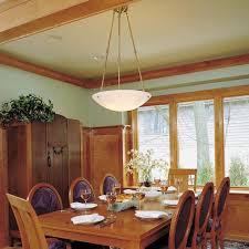 empire alabaster pendant lights dining room table brass light