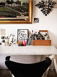 Chic Office Desk 40 Floppy But Refined Boho Chic Home Office Designs Digsdigs
