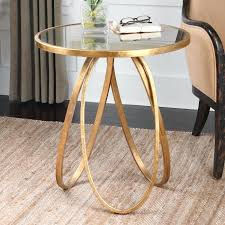 glass top end tables metal great glass top accent table with round metal end tables metal