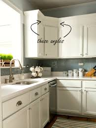 what are builder grade cabinets made of builder grade kitchen makeover with white paint