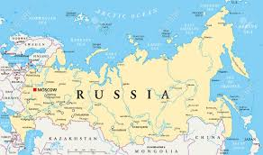 moscow map world moscow on world map pointcard me