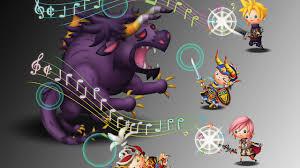Curtain Call Tracklist Theatrhythm Final Fantasy Archives Nova Crystallis