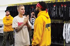 justin bieber kanye and others are helping create and sell their