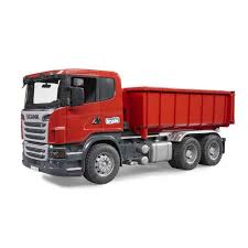 bruder garbage truck bruder brands toyworld