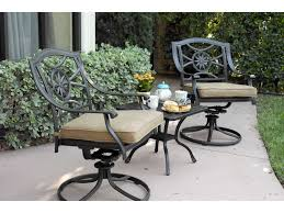 Darlee Patio by Darlee Outdoor Living Series 30 Cast Aluminum Antique Bronze 21