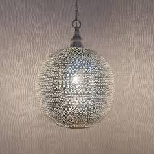 Home Design Lighting Suriname by Filisky Ball Pendant Light By Idyll Home Notonthehighstreet Com