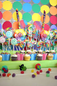 candyland birthday party ideas candy candyland candy land birthday party ideas photo 4 of 10