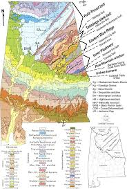 Ord Map 252 Best Geology Images On Pinterest Rock Formations Earth