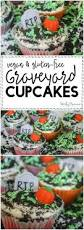 graveyard cupcakes bubble gum cupcakes for zombies nerdy mamma