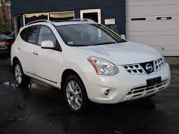 black nissan rogue 2012 used 2011 nissan rogue sv at auto house usa saugus