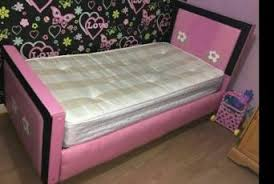 used leather beds second hand beds and bedding buy and sell in