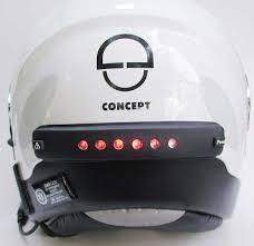 Motorcycle Helmet Lights Riderlight