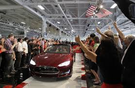 fremont lexus phone number tesla born in the bay area finally opens san francisco store