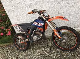 ktm sx125 2011 in dunoon argyll and bute gumtree