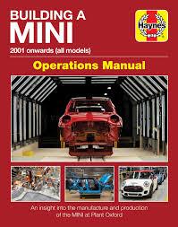 building a mini operations manual haynes publishing