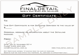 appointment certificate template 50 fresh auto detail gift certificate template documents ideas