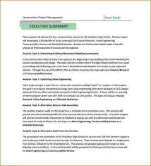 engineering proposal template executive project proposal template project proposal sample