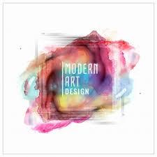cara membuat watercolor abstrak dengan photoshop banner background vectors photos and psd files free download