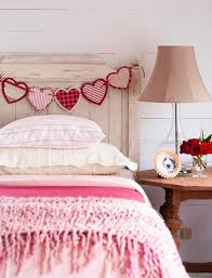 bedroom fascinating hanging ornaments on wooden bed frame painted