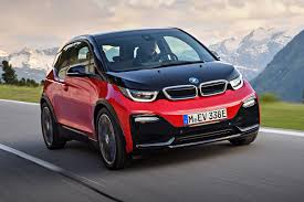 red bmw 2017 warm ev anyone bmw i3 s surges in ahead of frankfurt 2017 by car
