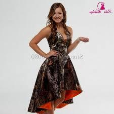 camo bridesmaid dresses cheap orange and camo bridesmaid dresses naf dresses