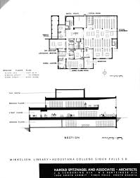 Floor Plan Of A Library by Femti Mikkelsen Library
