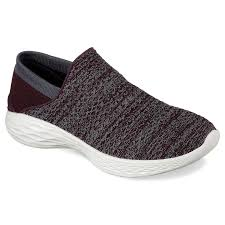 size 11 skechers womens boots skechers you s slip on sneakers size 11 burgundy