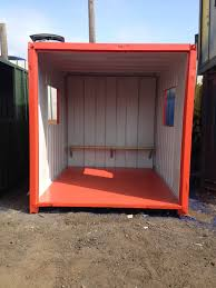 10ft x 8ft red smoking shelter u2014 www globalshippingcontainers co uk