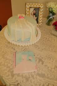 Kitchen Tea Cake Ideas Wedding Dress Bridal Shower Cake