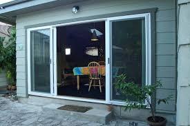 Patio Door Sliding Panels 4 Panel Sliding Glass Patio Doors Free Home Decor