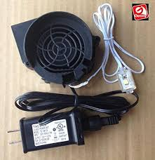 12v Led Light String by Inflatable Replacement 1 5 A Fan Blower With 12v 1 5a Adapter And