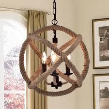Wood Light Fixture Wood Pendant Lights You Ll Wayfair